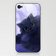 Chess Cat iPhone & iPod Skin