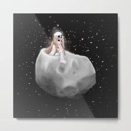 Lost in a Space / Phobosah Metal Print