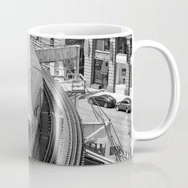 Brown Line Coffee Mug