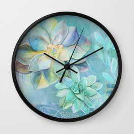 Montrose Molly Garden Wall Clock
