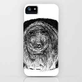 In the night iPhone Case