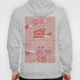 Girls Support Girls Hoody