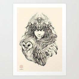 Euwelynn Art Print