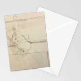 Scene of the crime Stationery Cards