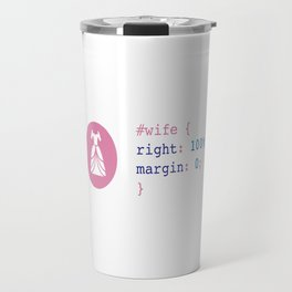 Wife Travel Mug