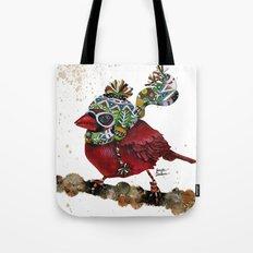 Cardinal Blaze 3 Tote Bag