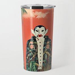 Dracula in the jungle Travel Mug