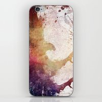 eagle iPhone & iPod Skins featuring Eagle by jbjart