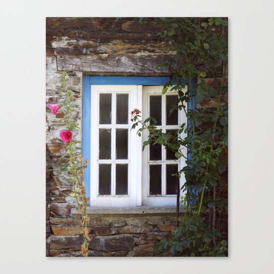 Almost open Canvas Print