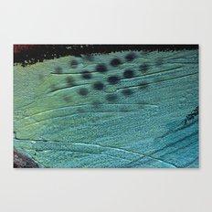 Paint Texture 595 Canvas Print