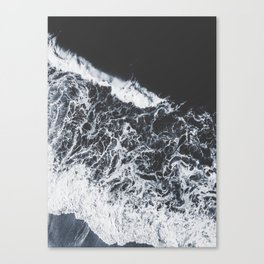 sea lace Canvas Print