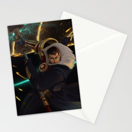 Jayce League of Legends Stationery Cards