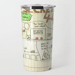 Max Morrocco: Issue 1 Travel Mug