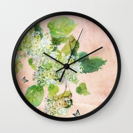 Touch of a Time Wall Clock