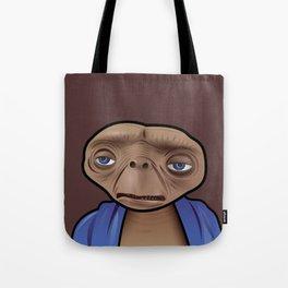Despondent ET Tote Bag