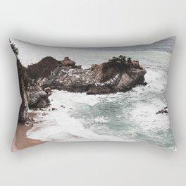Wild Beach 2 Rectangular Pillow