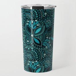 Scattering beads Travel Mug