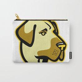 Anatolian Shepherd Dog Mascot Carry-All Pouch