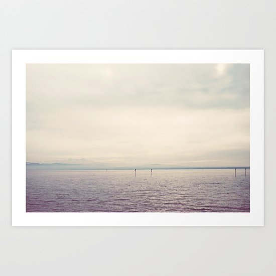 my kind of landscape ... Art Print
