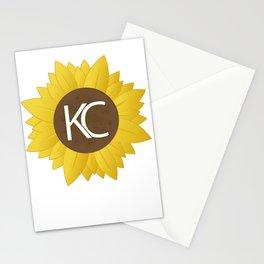 Sunflower KC Stationery Cards