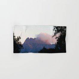 Cradle Mountain Sunrise Hand & Bath Towel