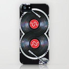 SoloSoyUnPincheDisco iPhone Case