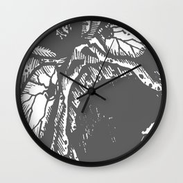 Desperate Monster Wall Clock