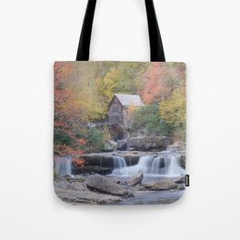 Almost Heaven Grist Mill Tote Bag
