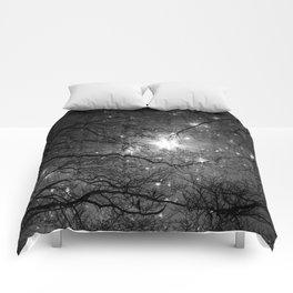 Starry Night Sky 3 Comforters