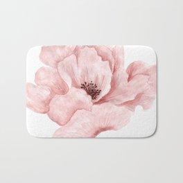 Flower :;) Bath Mat