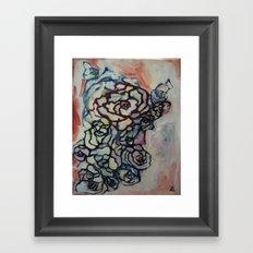 Rose 4424 Framed Art Print
