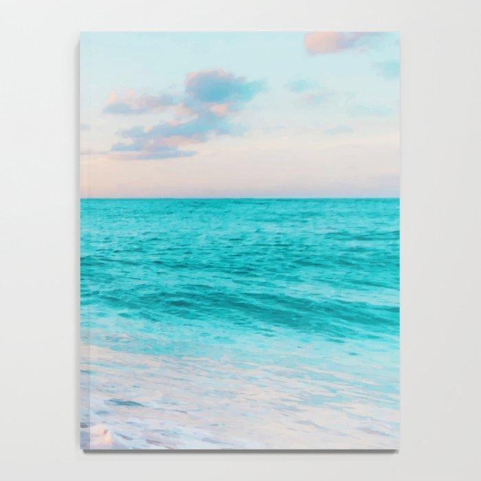 Ocean Bliss #society6 #society6artprint #buyart Notebook