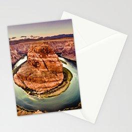 Horseshoe Bend Grand Canyon Arizona Stationery Cards