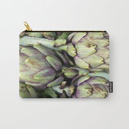 FRESH ARTICHOKE Carry-All Pouch
