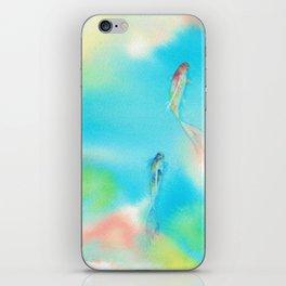 CNY Fish iPhone Skin