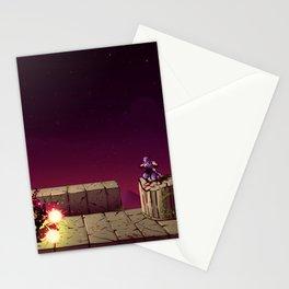 Ninja Gaiden Stationery Cards