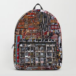 City life as we know it Backpack