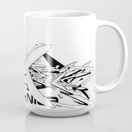 3d graffiti technica - Sketch49 Coffee Mug Coffee Mug