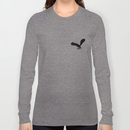 SQRL ™  // squirrel Long Sleeve T-shirt