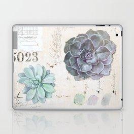 Echeveria Succulent Laptop & iPad Skin