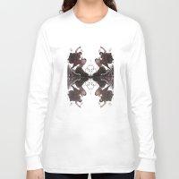 haikyuu Long Sleeve T-shirts featuring Sketchy Kuroo by kanda3egle