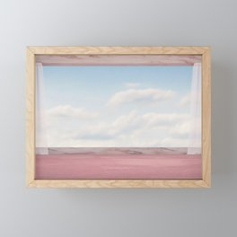 Sky Is The Limit Framed Mini Art Print