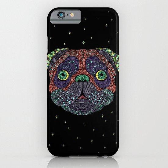 Intergalactic Dog iPhone & iPod Case