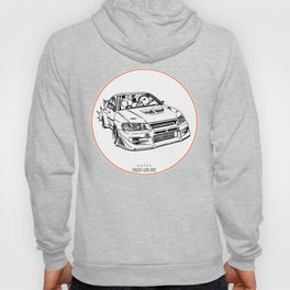 Crazy Car Art 0196 Hoody