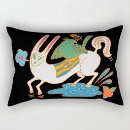 Announcement Rectangular Pillow