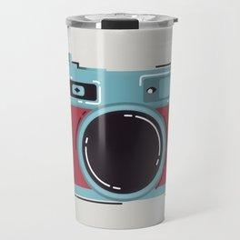 Little Yashica Camera Travel Mug