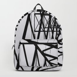 metal structure Backpack