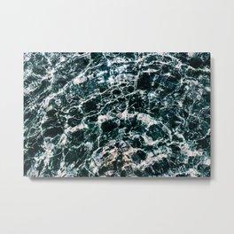 Bleu Series Metal Print