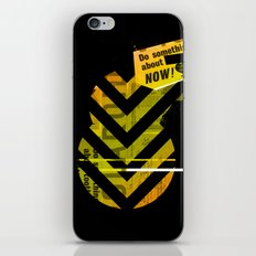 Spit iPhone & iPod Skin