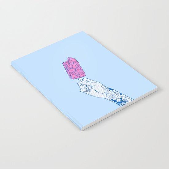 Brain ice cream! mmmmm Notebook